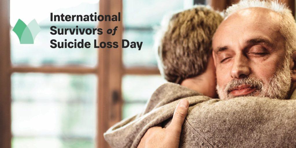 Objem - Mednarodni dan solidarnosti z družinami, ki so izgubile bližnjega zaradi samomora - 23. november 2019
